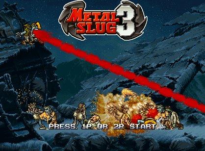 تحميل العاب زومبي - لعبة انتقام الزومبي Metal Slug Zombies