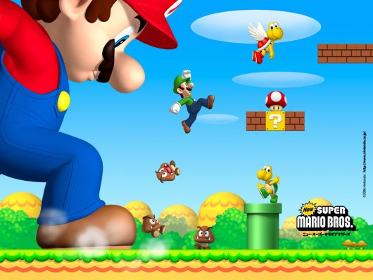 2012 Super Mario Bros 9files 2014,2015 New-Super-Mario-Brot