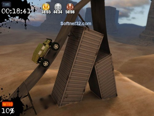 b1 تحميل لعبة سباق الشاحنات العملاقة Monster Truck Challenge
