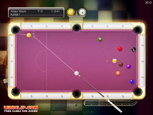 deluxe pool تحميل لعبة البلياردو للكمبيوتر Delux Pool