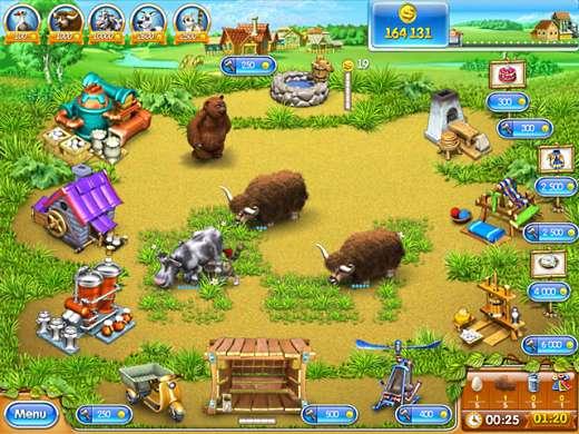 farmfrenzy3 game 2 تحميل لعبة المزرعة فارم فرنزي 3 Farm Frenzy