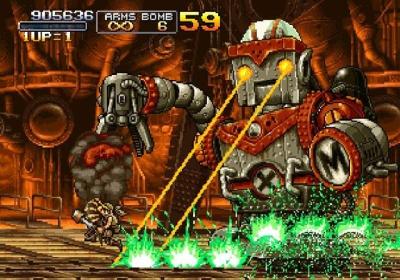 metal slug brutal 1258625219 تحميل لعبة ميتال سلوق حرب الخليج Metal Slug Brutal 2