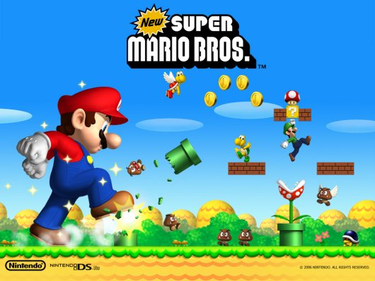 2012 Super Mario Bros 9files 2014,2015 n1P_NDS_NewSuperMari