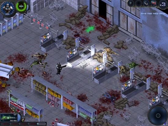 b09 550x412 تحميل لعبة مقاتل الزومبي في الشوارع Alien Shooter 2