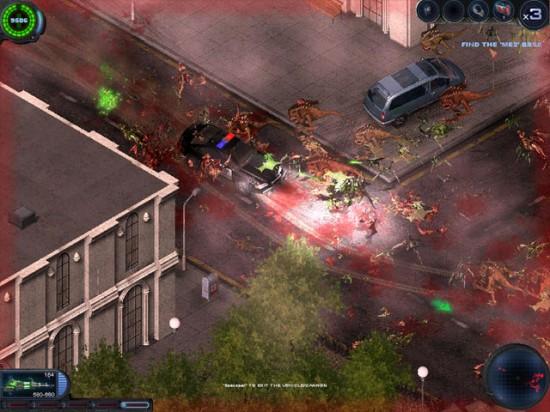 b19 550x412 تحميل لعبة مقاتل الزومبي في الشوارع Alien Shooter 2