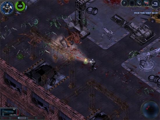 b29 550x412 تحميل لعبة مقاتل الزومبي في الشوارع Alien Shooter 2