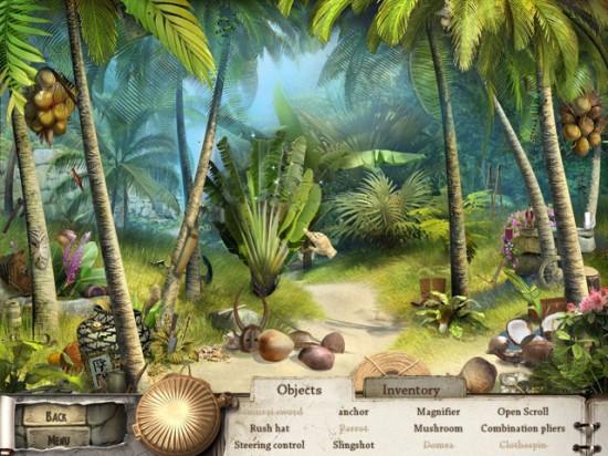 lost lagoon the trail of destiny 640x480 screenshot 2 550x412 تحميل لعبة البحث عن الاشياء الضائعة على الجزيرة  Lost Lagoon