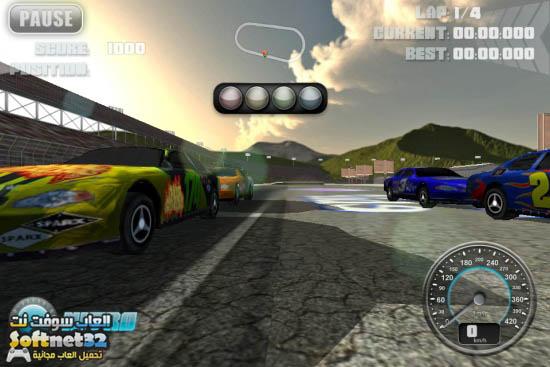 3d cars free 3 تحميل اجمل لعبة سيارات مجانية للكمبيوتر 2012