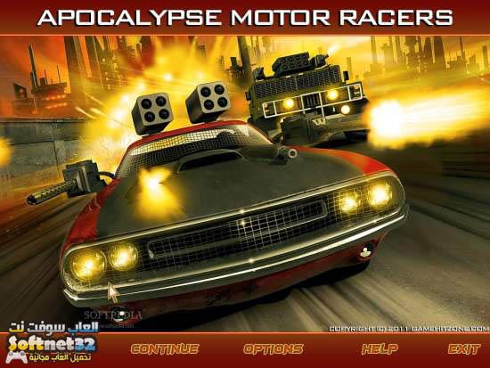 Apocalypse Motor Racers لعبة سيارات المدينة المقاتلة للتحميل مجانا رابط مباشر Apocalypse Motor Racers