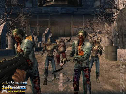 The House of the Dead 3 لعبة بيت الأموات الجزء الثاني برابط مباشر The House of the Dead 2