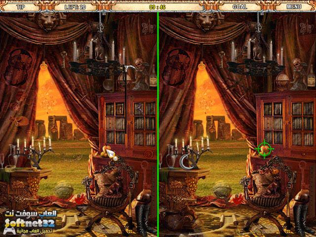 تحميل العاب ذكاء وتركيز للكمبيوتر لعبة الغموض اسرار دافنشي مجانا