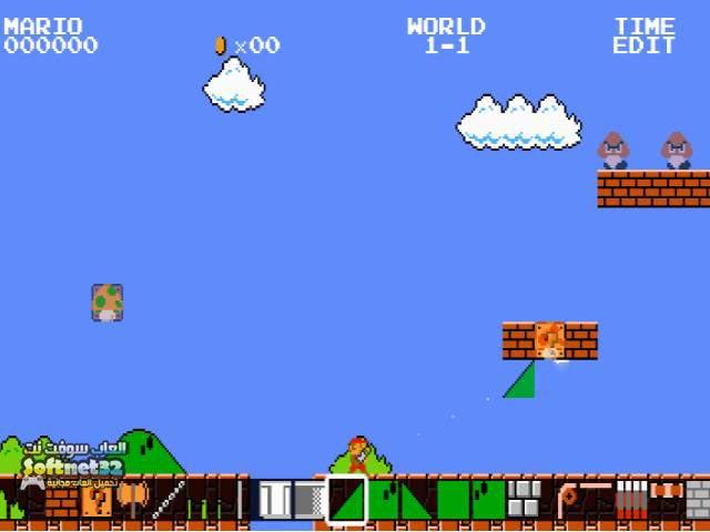 تنزيل وتحميل لعبة ماريو للكمبيوتر