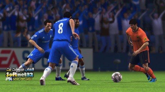 تنزيل لعبة فيفا 17 FIFA مجانا رابط سريع التحميل للكمبيوتر