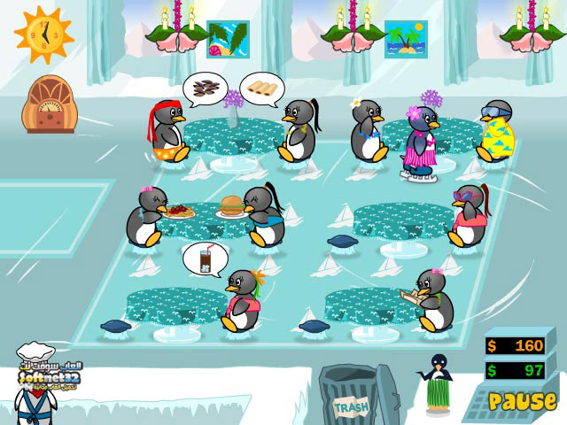 penguin dinner 2 game