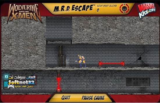 download x-men games