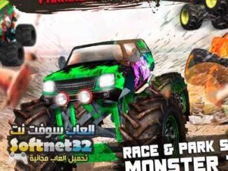 تحميل لعبة سباق الشاحنات الضخمة Autocross Truck Racing كاملة