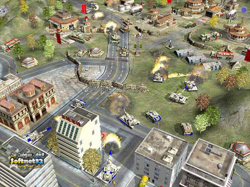 تحميل لعبة جنرال زيرو اور GENERALS كاملة مجانا للكمبيوتر والموبايل