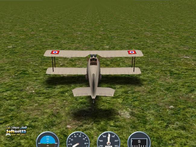 Flight Simulator free تحميل لعبة قيادة الطائرة المدنية Flightsimu Build