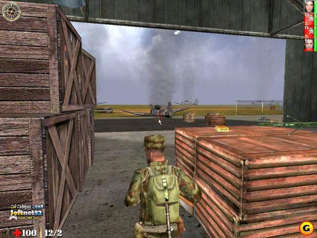 افضل مواقع تحميل الالعاب للكمبيوتر لعبة الأكشن العالمية Deadly Dozen 2