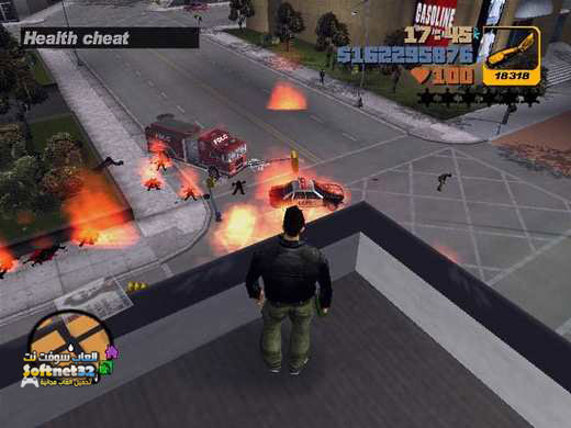 gta vice city pc تحميل لعبة جاتا حرامي السيارات GTA San Andreas برابط واحد ومباشر