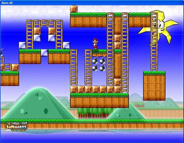 تنزيل  لعبة ماريو القديمة