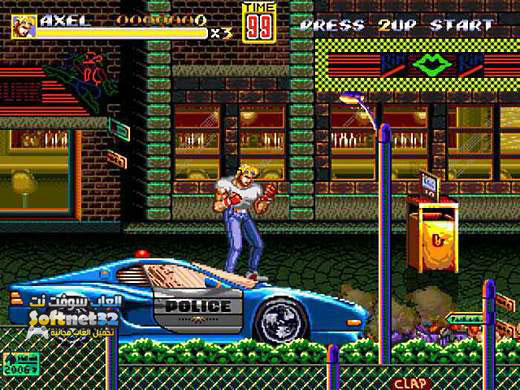 street of rage تحميل لعبة حرب قتال الشوارع الرهيبة بحجم صغير Street of Rage