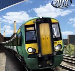 تحميل لعبة قيادة القطار الحقيقي الجزء 2 Freight Train Simulator