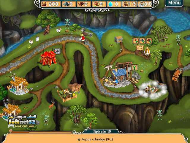 لعبة جيش التنين Dragon Crossroads مجانا