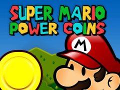 Super Mario Power Coins تنزيل لعبة سوبر ماريو جامع النقود الجديدة مجانا Super Mario Power Coins