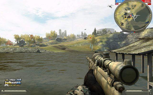 battlefield 2 download تنزيل لعبة الحرب والاكشن باتل فيلد الجزء Battlefield 2
