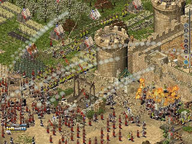 free download Stronghold Crusader تنزيل لعبة صلاح الدين الايوبي رابط واحد Stronghold Crusader Extreme