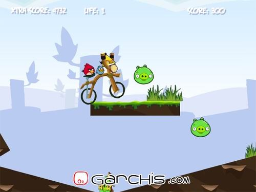 Angry Birds Bike Revenge free download