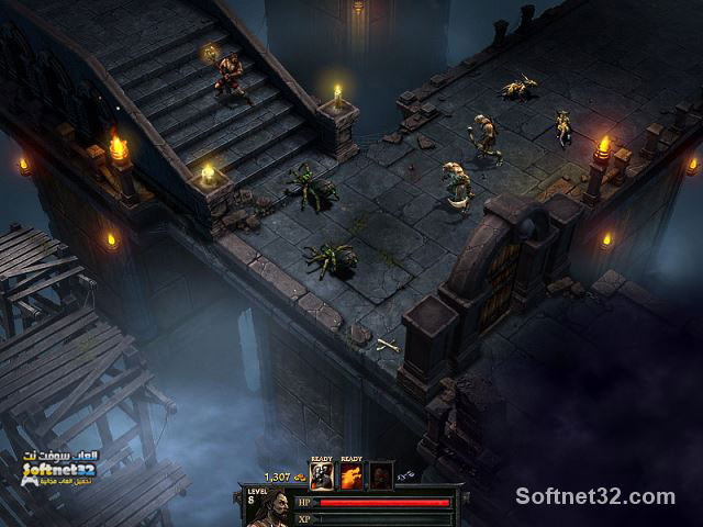 Dungeon King free action games