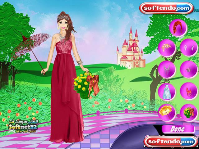 Games dress up Seasons