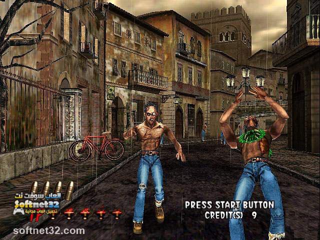 House of the Dead III 3 تحميل لعبة بيت الرعب للكمبيوتر برابط واحد