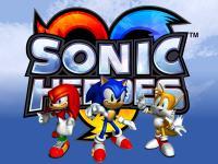 Sonic Heroes 2D