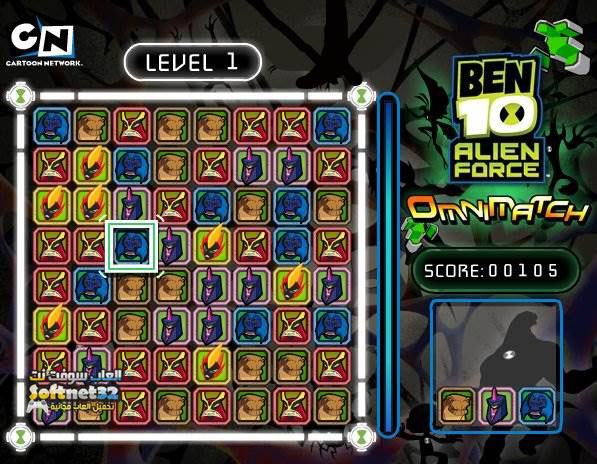 ben 10 alien force game free تنزيل لعبة بن تن 10 Ben الين فورسس Ben 10 Alien Force