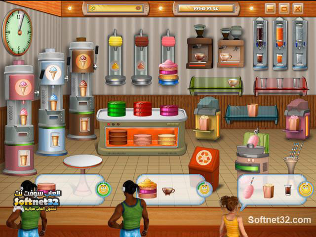 cake shop free girls games pc