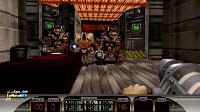 downlaoad free Duke Nukem 3D تنزيل لعبة الاكشن العالمية الديوك ثري دي Download Duke Nukem 3D
