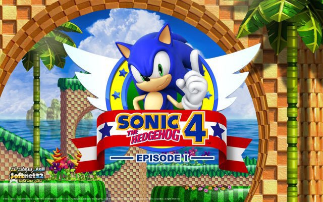 download Sonic The Hedgehog 4