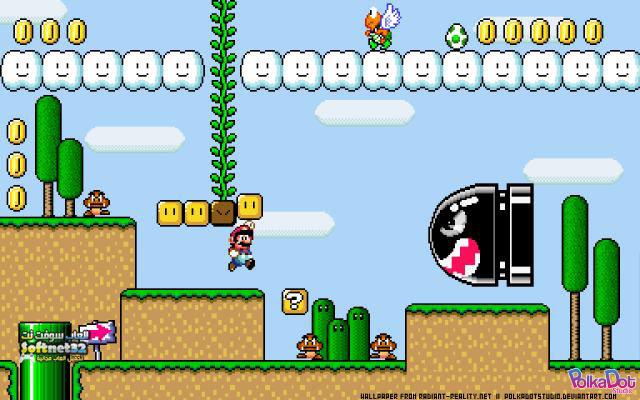 download free f pc Super Mario World