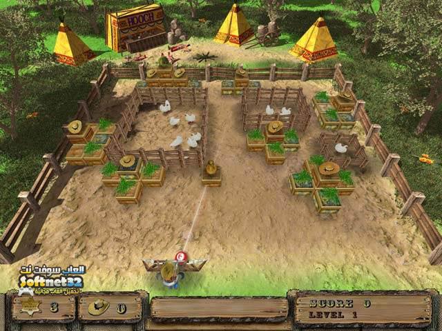 download free pc games تنزيل لعبة اكشن رجل الكوبوي Fun and Bullets مجانا كاملة