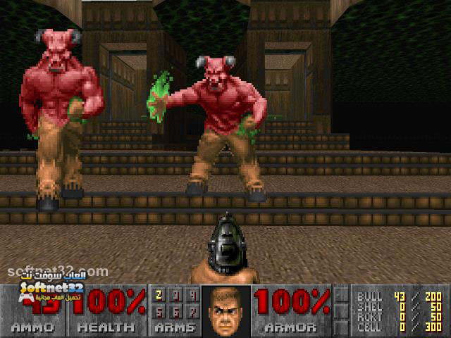 Doom Inferno game free