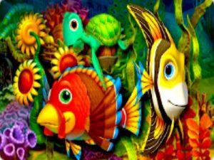 تحميل لعبة السمك فيشدوم كاملة للكمبيوتر Fishdom Splash