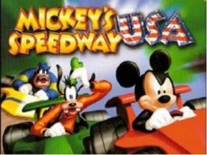 تحميل لعبة سباق السيارات مجانا Mickey Racing Challenge