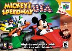 Mickey no Racing Challenge USA
