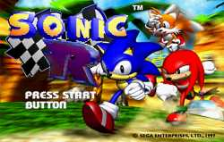 Sonic Blast of Speed