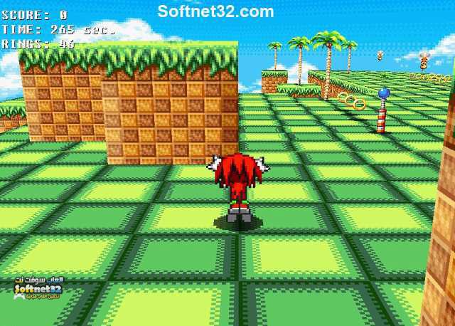 Sonic Blast of Speed