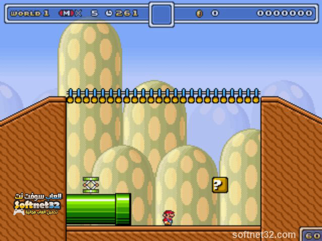 Super Mario Ultra Adventure free