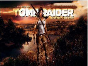 تحميل لعبة المغامرات والاكشن تومب رايدر Tomb Raider Legend